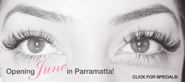Lady Lash Eyelash Extensions in Parramatta