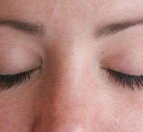 lite set of eyelash extensions