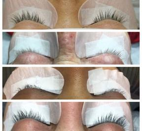 How your natural lashes affect your lash extensions