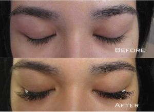 Before | After Eyelash Extension | Sydney Eyelash Extensions 4