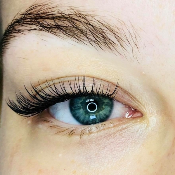 Full Set Eyelash Extensions Gallery Lady Lasheyelash Extensions