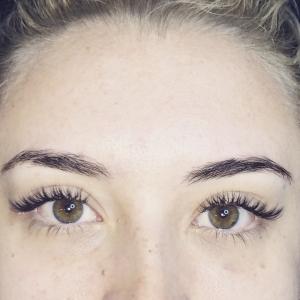 Full Set Classic Eyelash Extensions 16