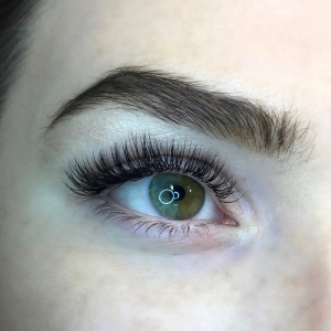 Glamour eyelash extension photo 12