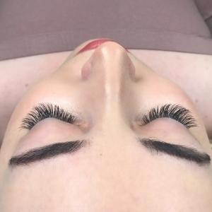 Glamour eyelash extension photo 14