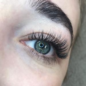 Glamour eyelash extension photo 16