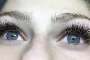 Hybrid Eyelash Extensions Lady Lash Australia 2