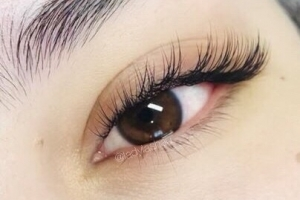 lite set eyelash extensions 1