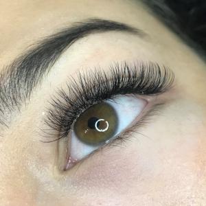 Volume Eyelash Extensions 11