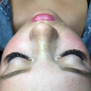 Volume Eyelash Extensions 12