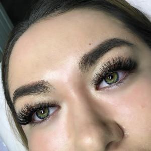 Volume Eyelash Extensions 13