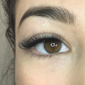 Volume Eyelash Extensions 18