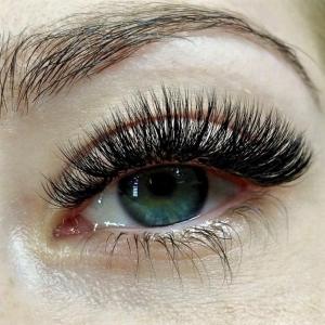 Volume Eyelash Extensions 19