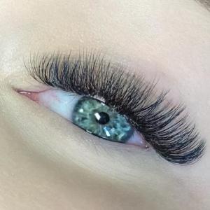 Volume Eyelash Extensions 48