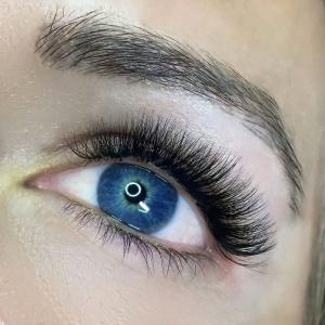 Volume Eyelash Extensions 53