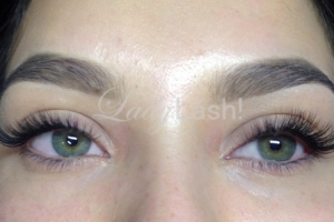 Natural Russian Volume Eyelash Extensions 2D 3D at Lady Lash Newtown and Parramatta