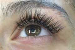 Natural Russian Volume Eyelash Extensions 2D 3D at Lady Lash Newtown and Parramatta