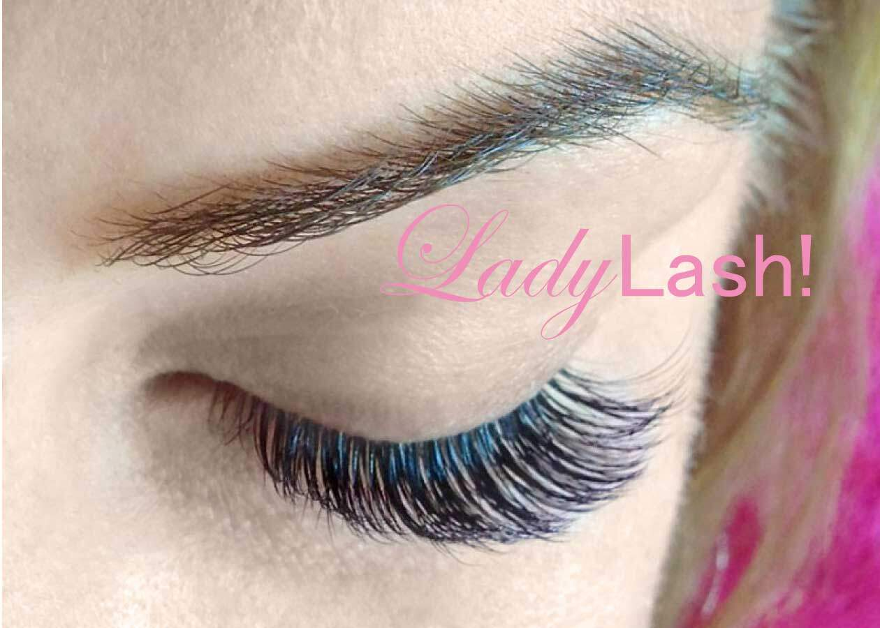 Types Of Eyelash Extensions Ladylash Details The Choiceseyelash