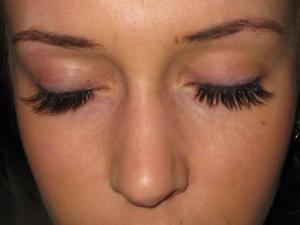 Glamour Set Eyelash Extensions 2