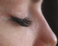 Glamour Set Eyelash Extensions Gallery