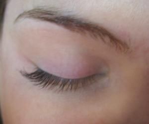 Half Set Eyelash Extensions 2