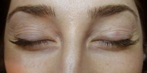 Half Set Eyelash Extensions 4