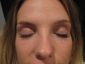 Natural Looking Eyelash Extensions 4