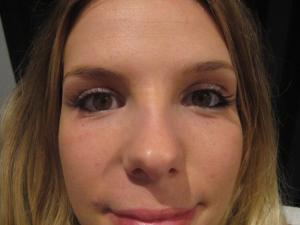 Natural Looking Eyelash Extensions 5
