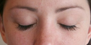 Natural Looking Eyelash Extensions 7