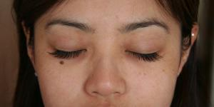 Natural Looking Eyelash Extensions 9