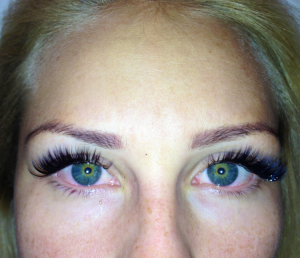 Volume Eyelash Extensions 5