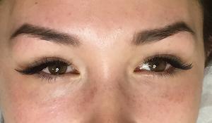 Mink Russian Volume Eyelash Extensions