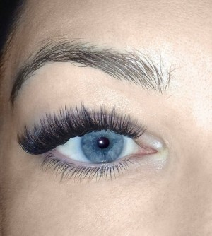 How to look after eyelash extensions