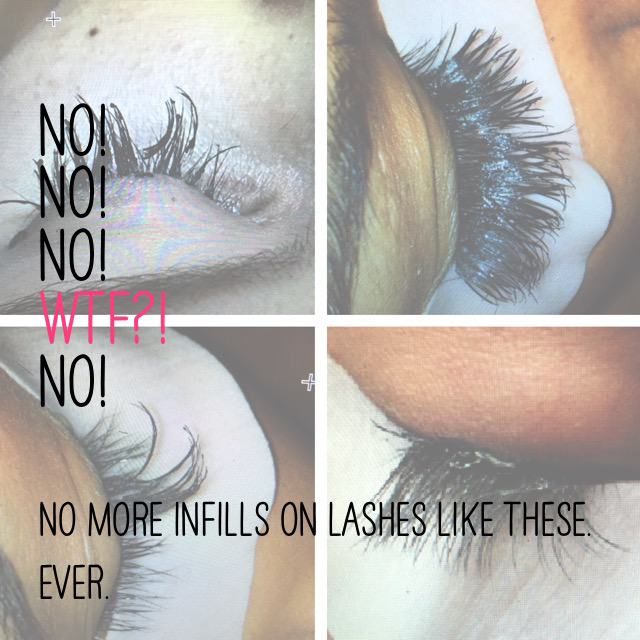 Why We Only Infill Very High Quality Eyelash Extensionseyelash