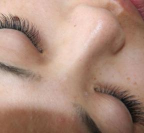 Eyelash Extension Experience