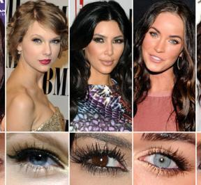 eyelash extension styles