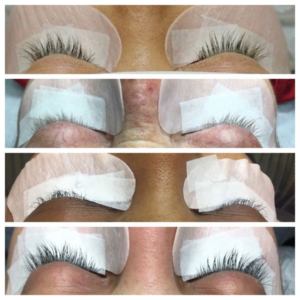 How Your Natural Lashes Affect Your Lash Extensions The Artists