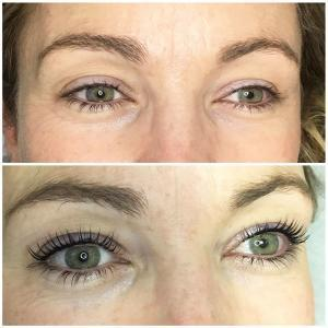 Lash Lifting at Lady Lash Salons