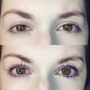 lash lift or lash lifting