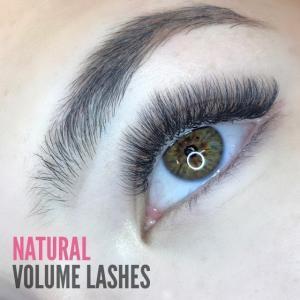 Eyelash Extension Natural Volume Lash Photos