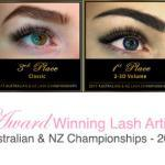 lady lash 2017 Award winning Sytlists