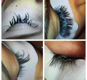 when long lasting lashes are not a good thing