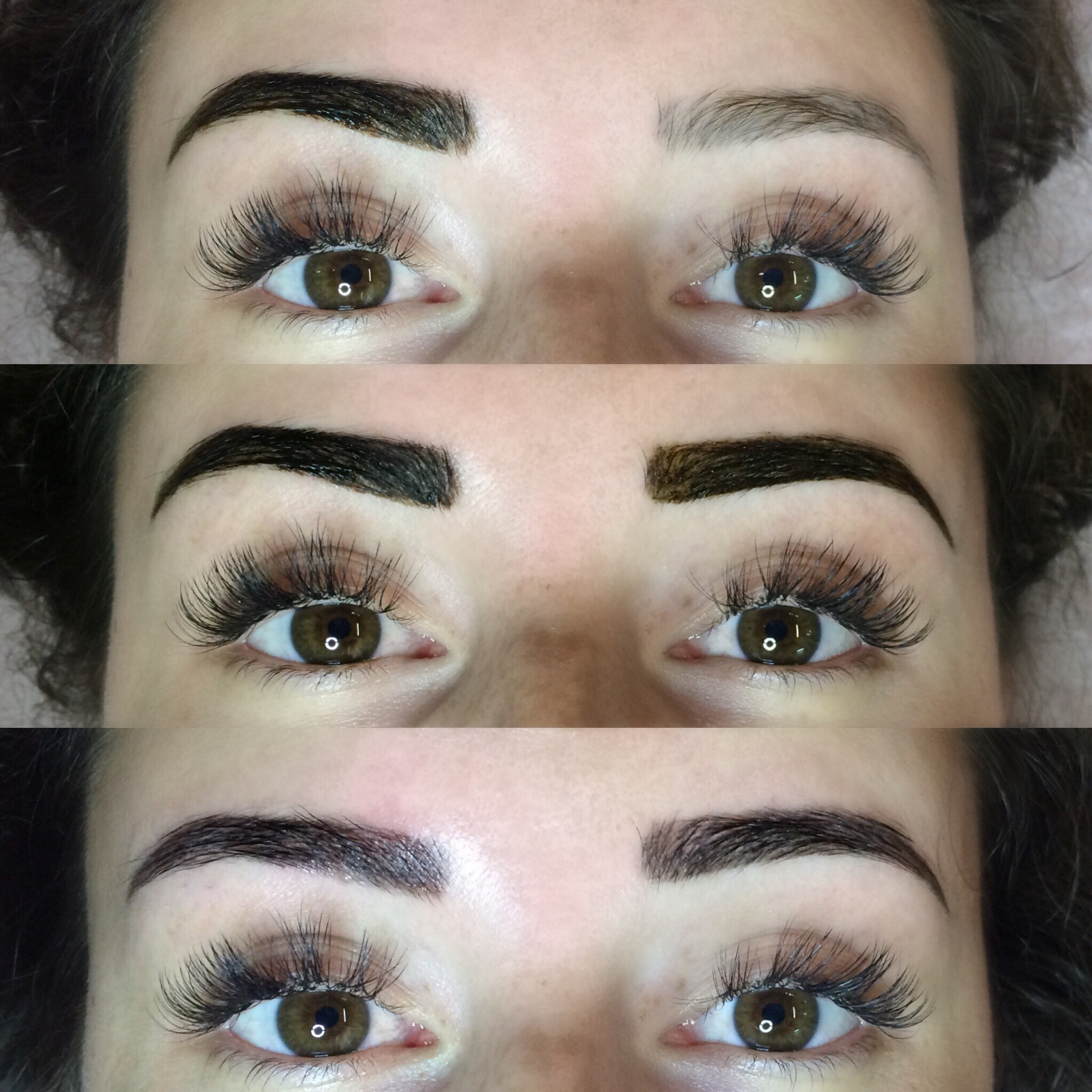 Naturally Defined Introducing Henna Brows Eyelash Extensions Sydney