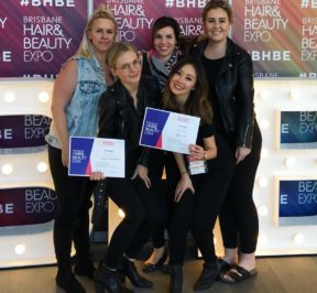 Lady Lash Stylists Triumph in International Sunshine Pro Series Lash Competition